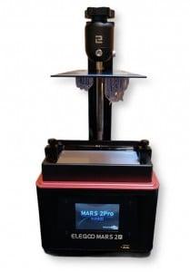 Elegoo Mars 2 Pro