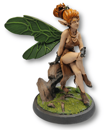Pixie Soul of the Forest