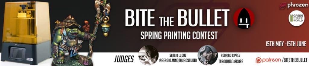 Bite the Bullet Spring